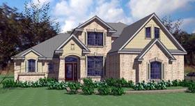 House Plan 75105