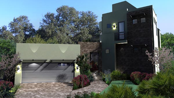 House Plan 75107