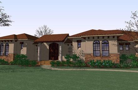 House Plan 75123