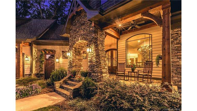 Cottage, Craftsman, Tuscan House Plan 75134 with 4 Beds, 4 Baths, 2 Car Garage Picture 3