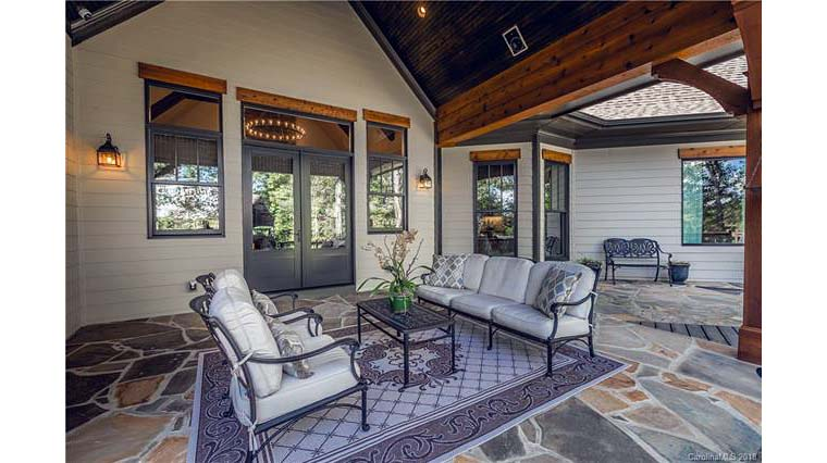 Cottage, Craftsman, Tuscan House Plan 75134 with 4 Beds, 4 Baths, 2 Car Garage Picture 53
