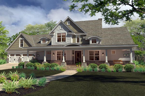 House Plan 75138 At Familyhomeplans Com