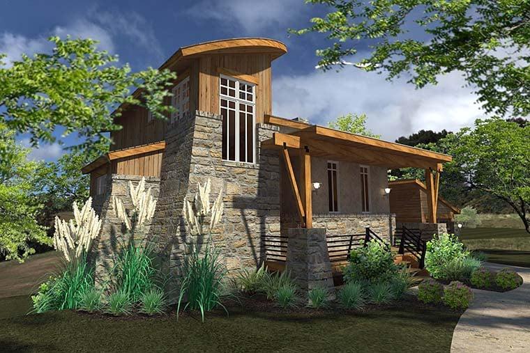 75140-p1 Contemporary Pole Barn House Plans on contemporary home house plans, contemporary cabin house plans, contemporary concrete house plans,