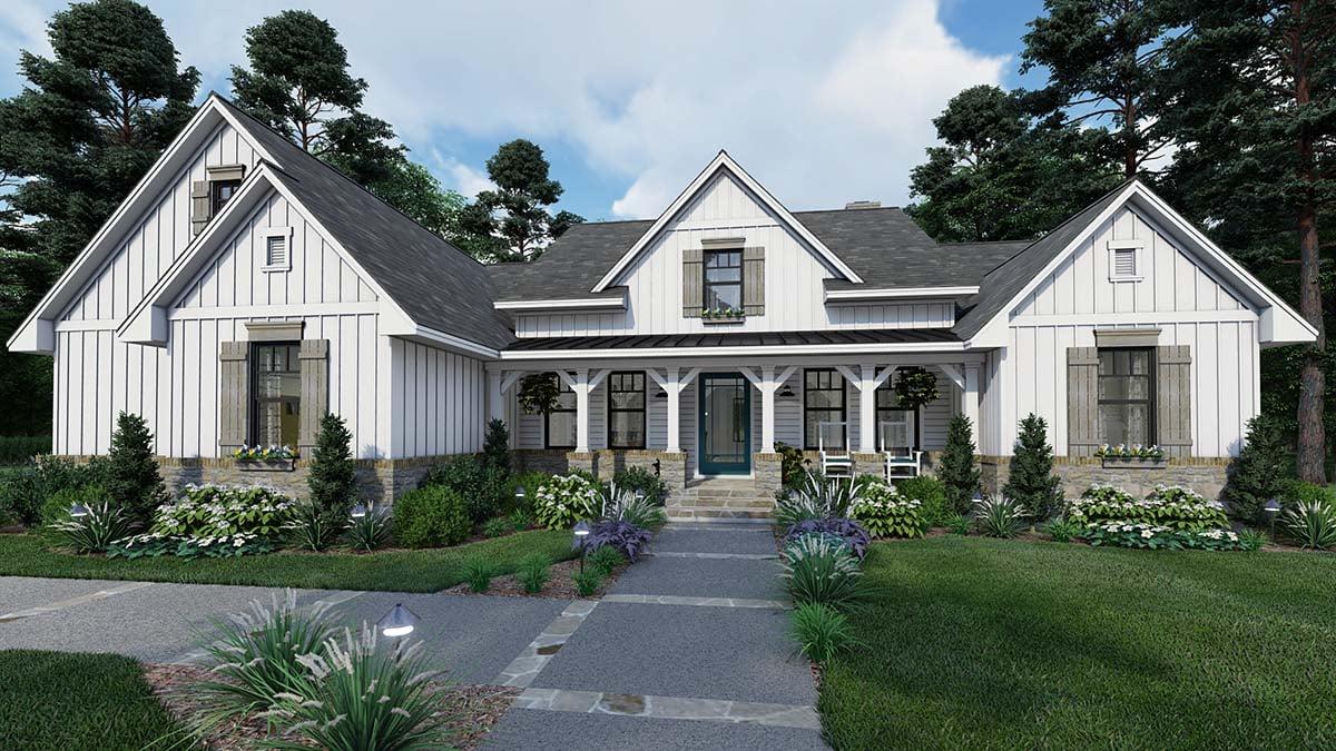 House Plan 75160