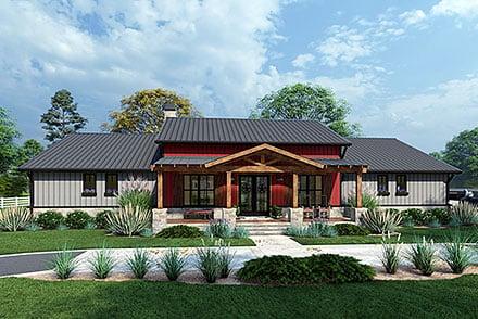 House Plan 75171