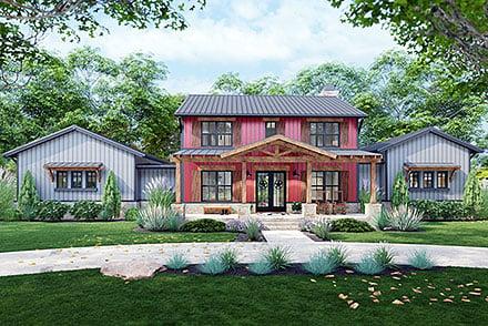 House Plan 75172