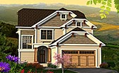 Plan Number 75206 - 1848 Square Feet