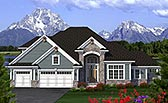 Plan Number 75221 - 2604 Square Feet