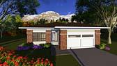 House Plan 75282