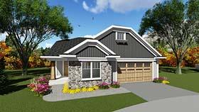 House Plan 75284