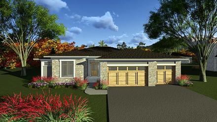 House Plan 75287