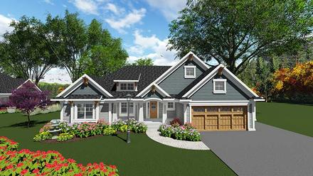 House Plan 75292