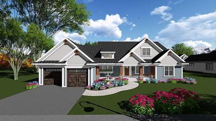 House Plan 75294