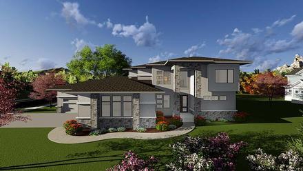 House Plan 75405