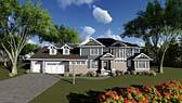 House Plan 75407