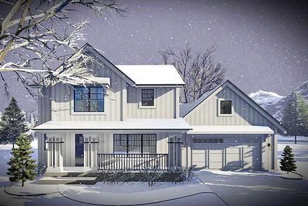 House Plan 75424