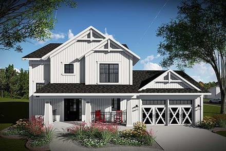 House Plan 75425