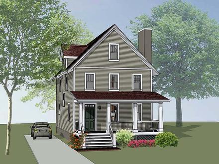House Plan 75505