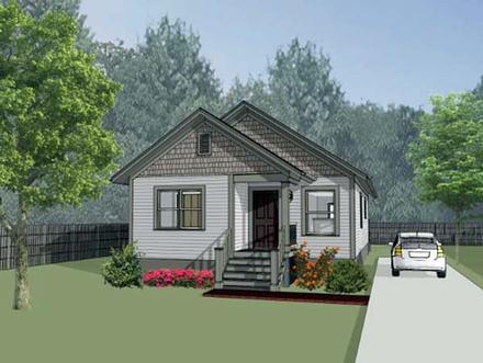 House Plan 75522