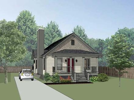House Plan 75524