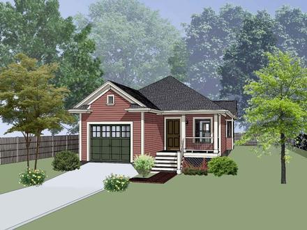 House Plan 75528