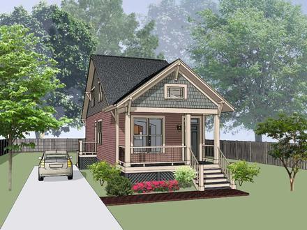 House Plan 75533