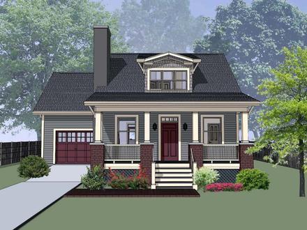 House Plan 75535