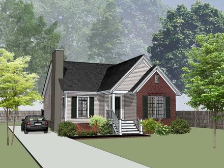 House Plan 75538