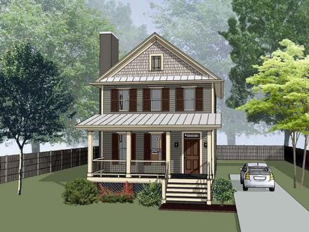 House Plan 75540