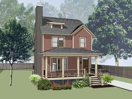 House Plan 75541