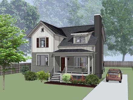 House Plan 75565