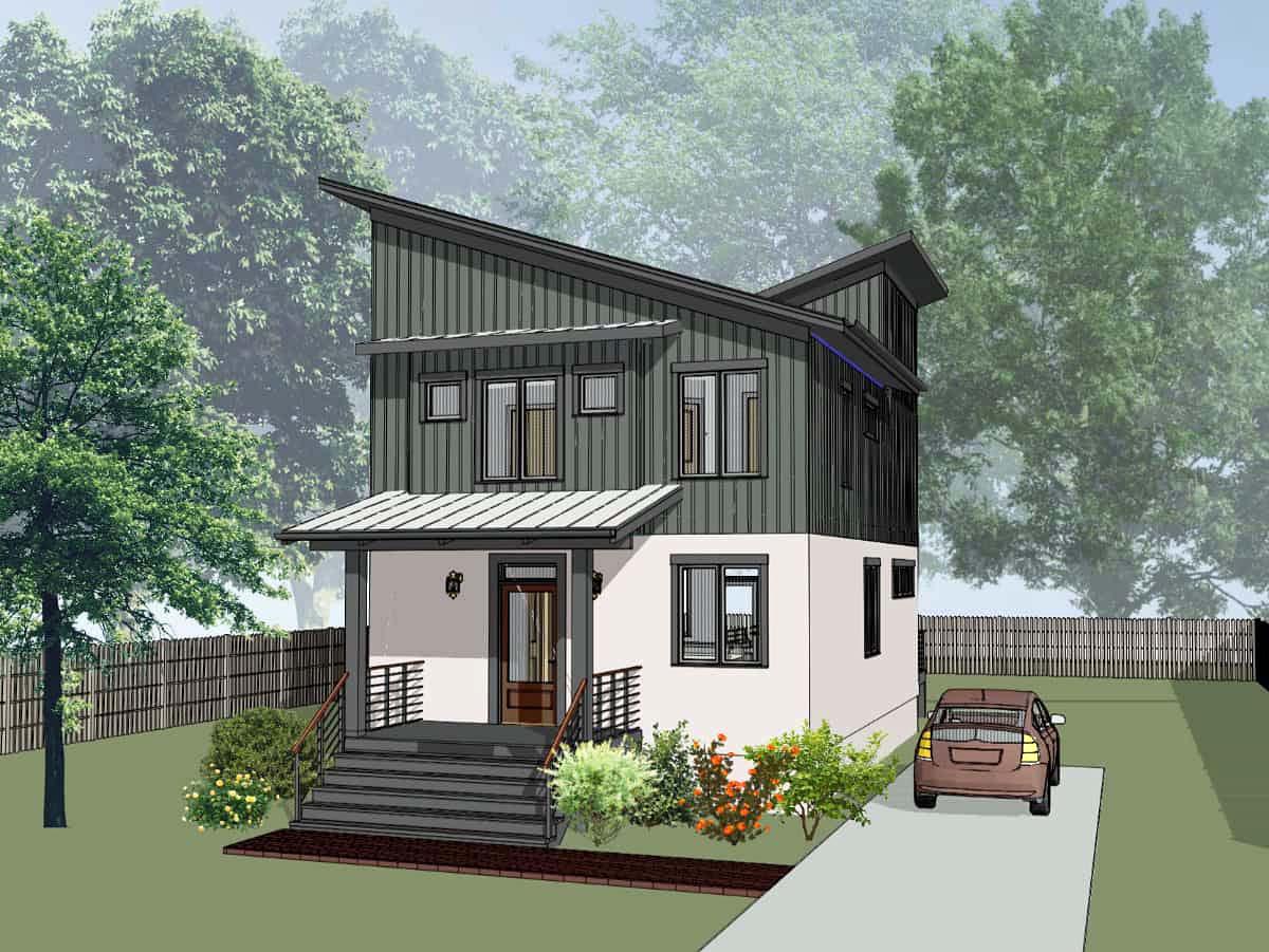 House Plan 75566
