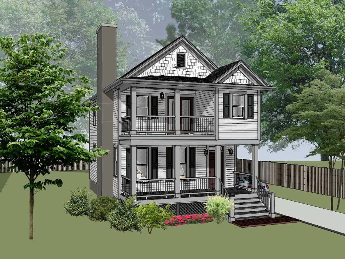 House Plan 75575