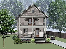 House Plan 75577