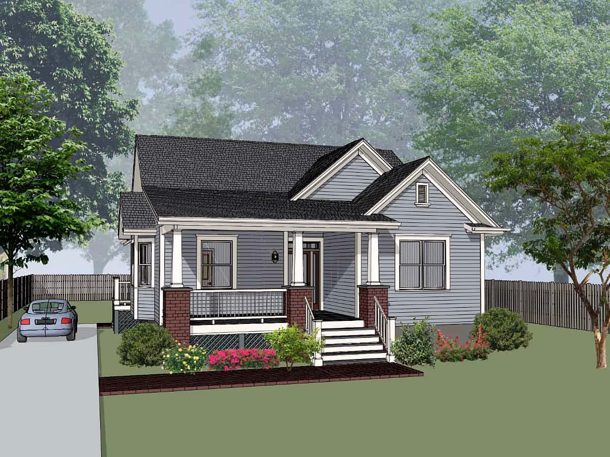 House Plan 75584 Traditional Style With 1756 Sq Ft 3 Bed 2 Bath,Modern Cool House Plans Minecraft