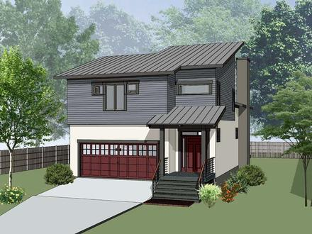 House Plan 75594