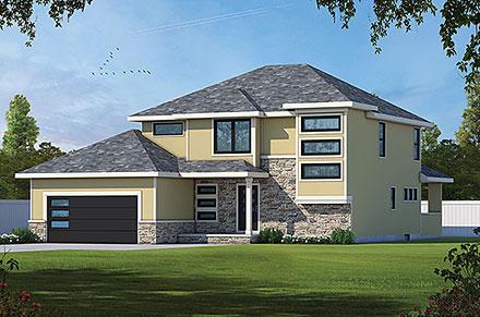 House Plan 75779