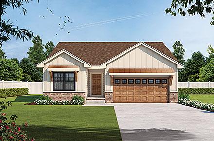 House Plan 75780