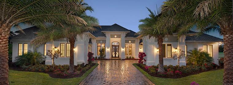 Mediterranean House Plan 75943 Elevation