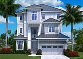 Plan Number 75951 - 4800 Square Feet