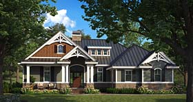 House Plan 75990