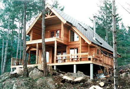 House Plan 76001