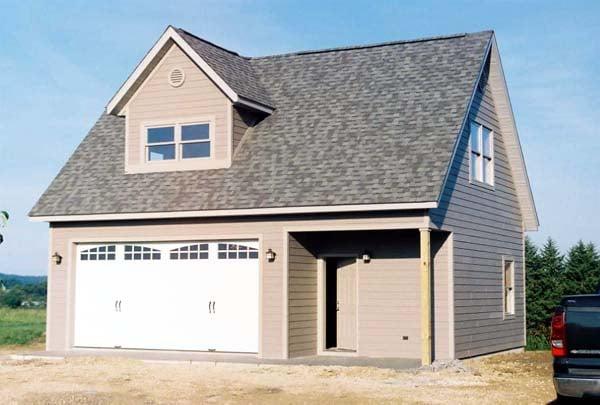 Garage Plan 76013