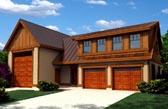 Garage Plan 76023