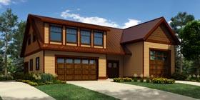 Garage Plan 76029