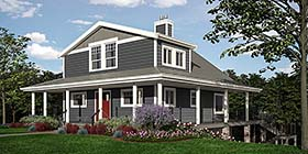 Plan Number 76066 - 3162 Square Feet