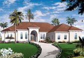 Plan Number 76104 - 2901 Square Feet