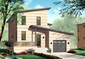 Plan Number 76119 - 1784 Square Feet