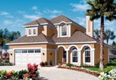 Plan Number 76130 - 2550 Square Feet