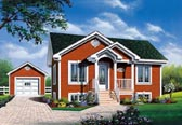 House Plan 76155